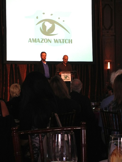 Board members share their personal stories and experiences in the Amazon.