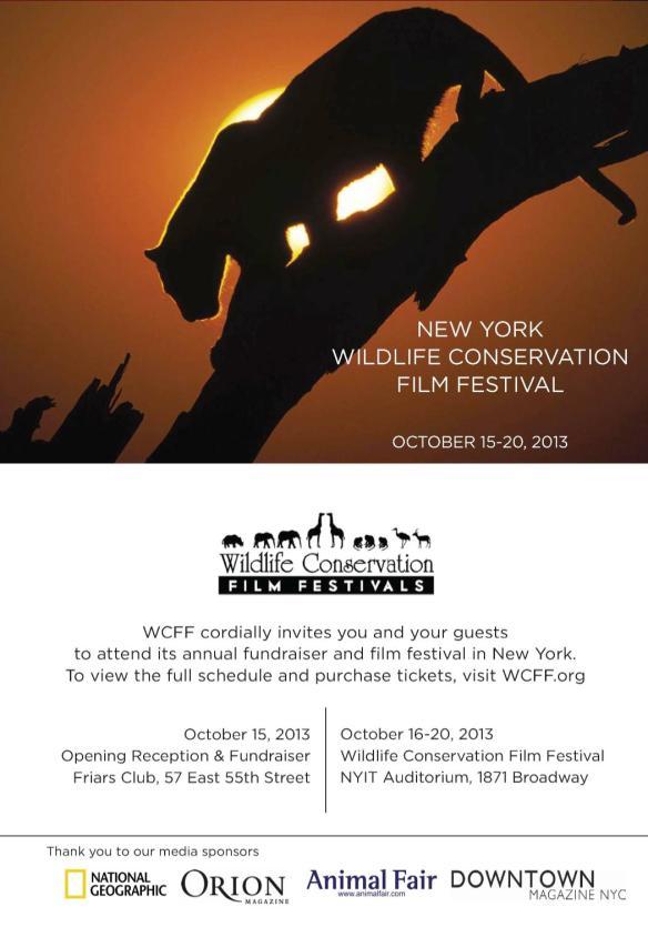 WCFF - NYC EVITE
